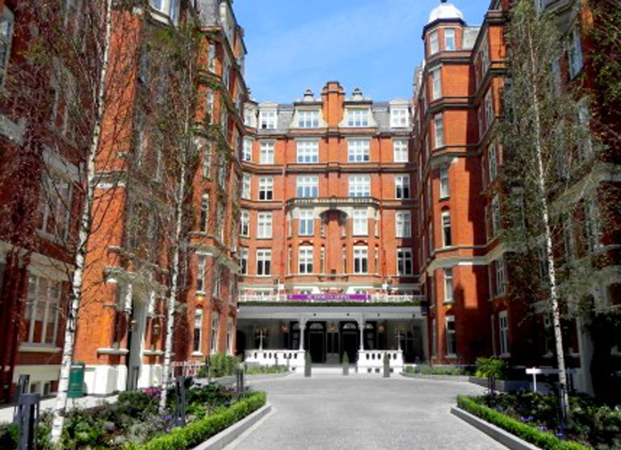 st ermins hotel project
