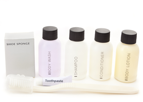 Big is better: hotel chains banning miniature toiletries